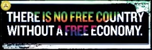 Free Economy,Free Country, Free Minds