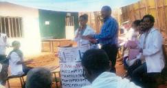 Bitsit Tsegaye Speaking on SDGs3+5